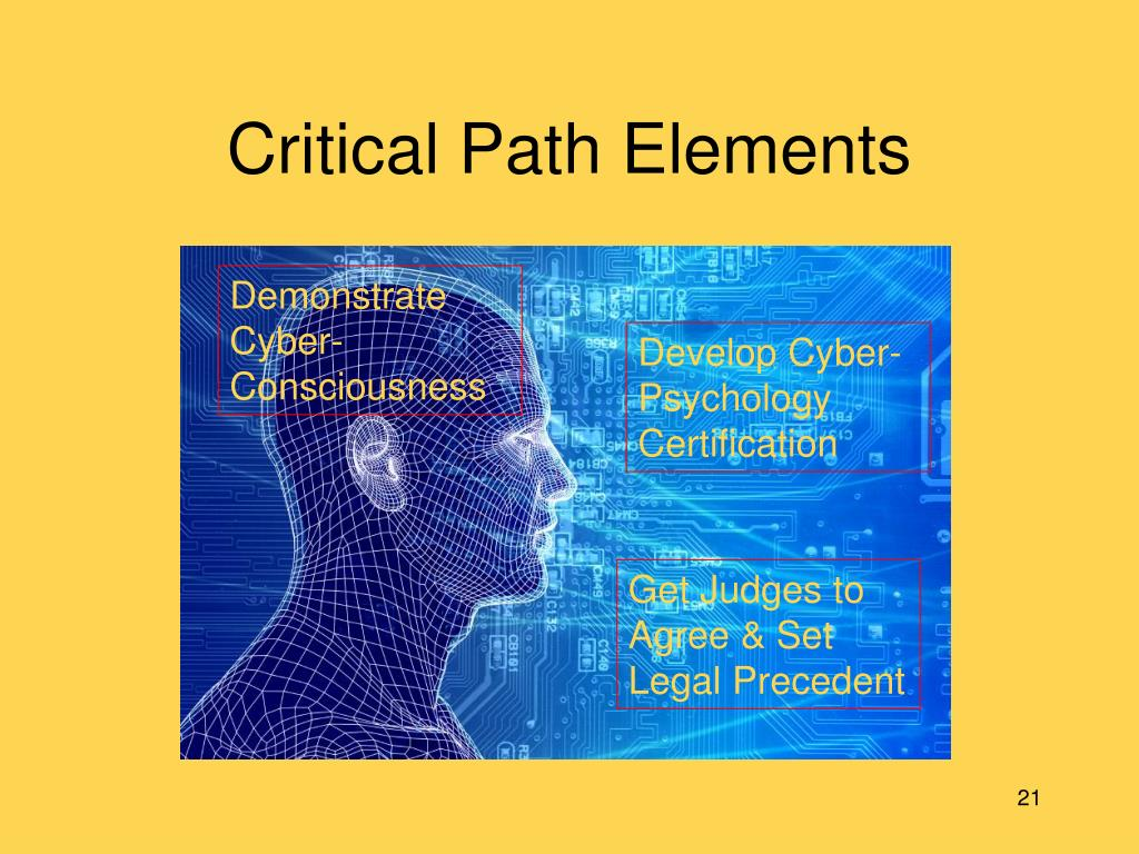 Critical Path Elements