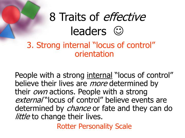 8 traits of effective leaders3