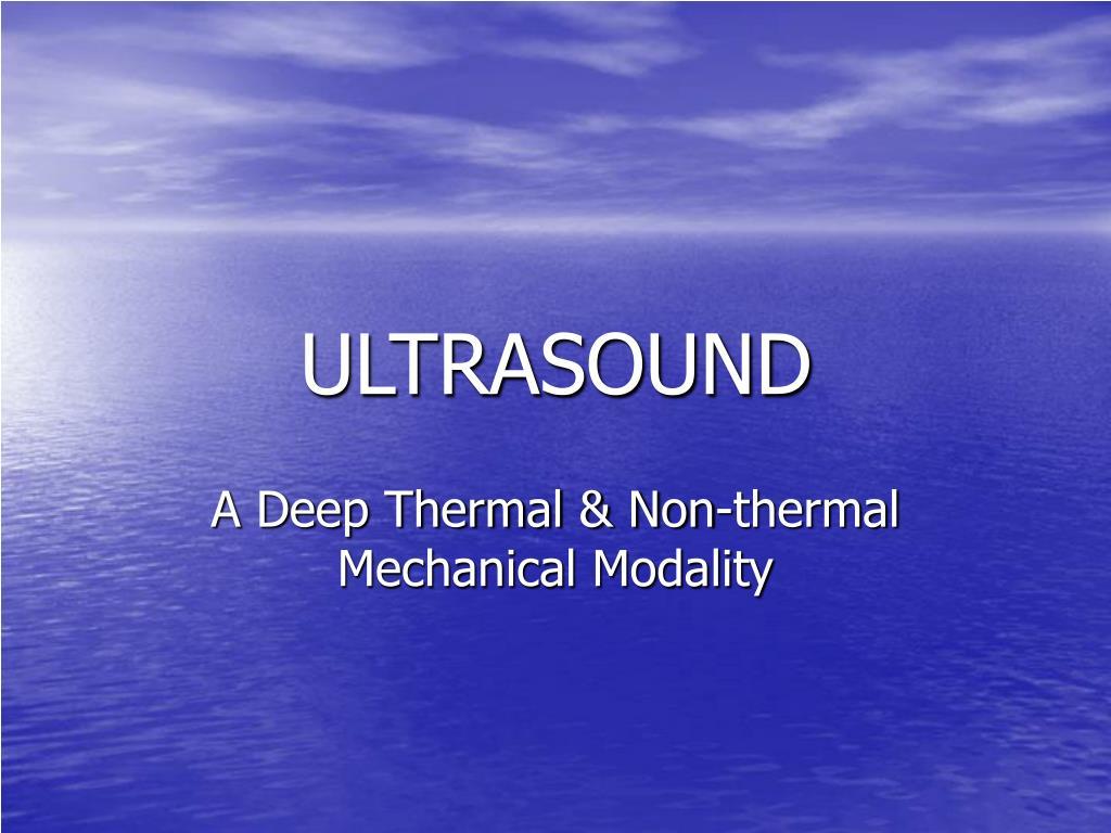 ultrasound l.