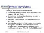 physio waveforms