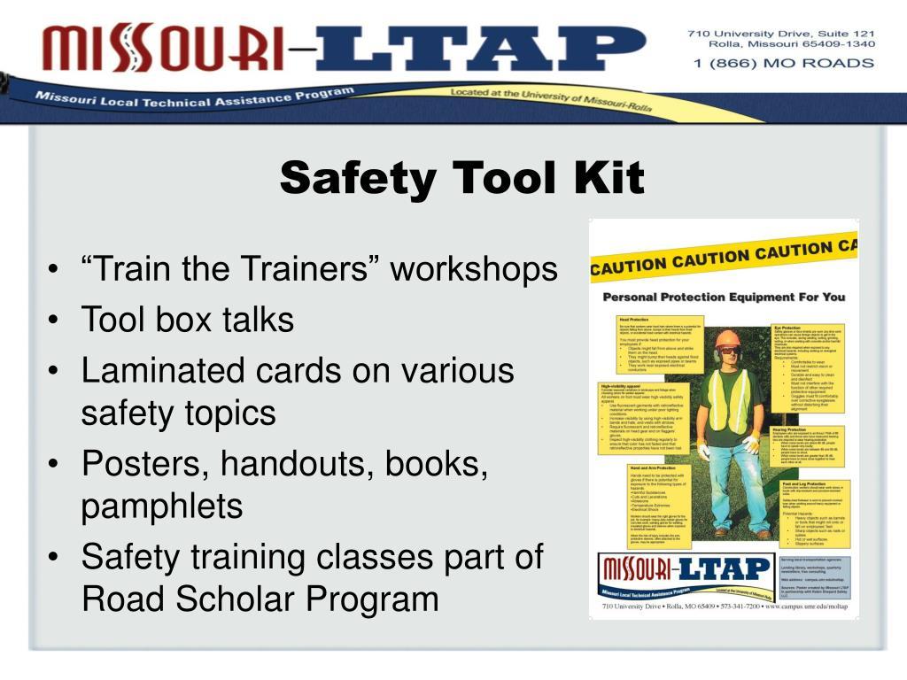 Safety Tool Kit