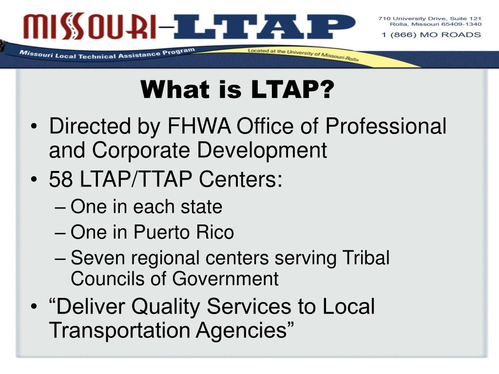 What is LTAP?