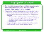 propagation of sound5