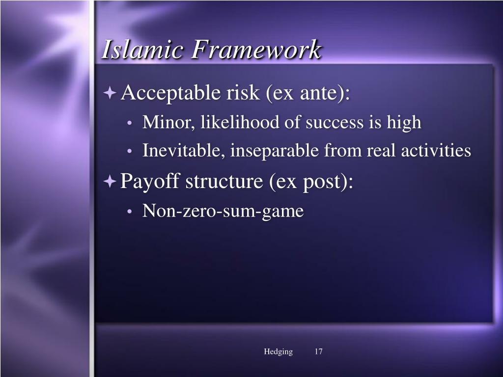 Islamic Framework