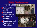 state conferences state leadership conference