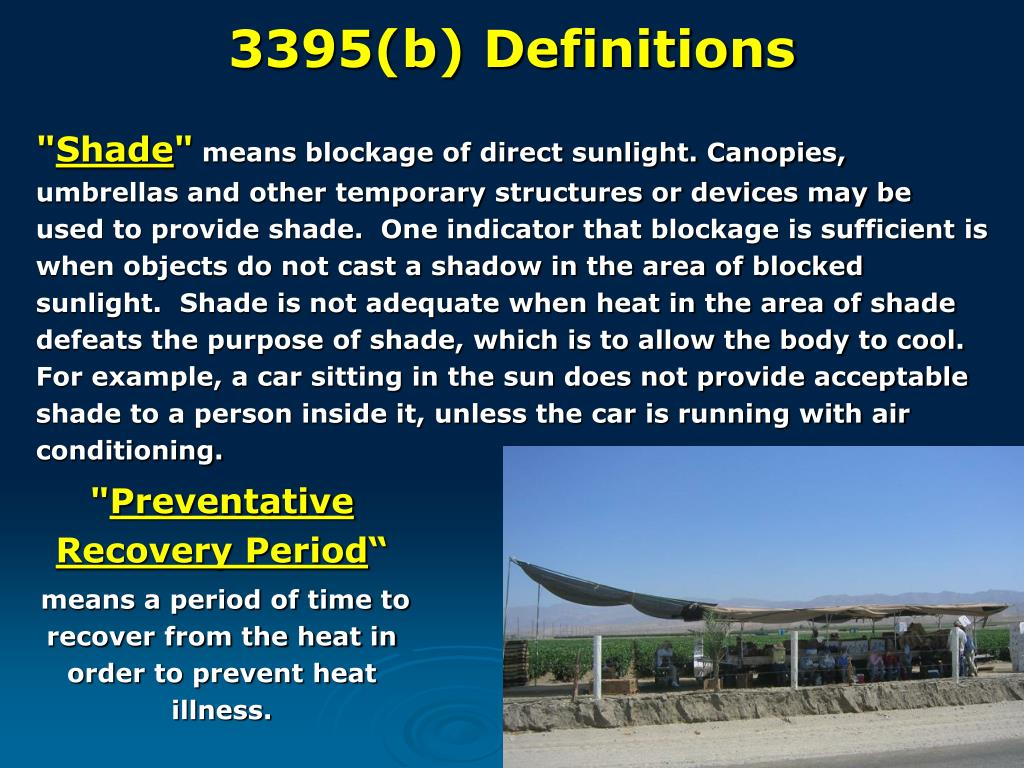 3395(b) Definitions