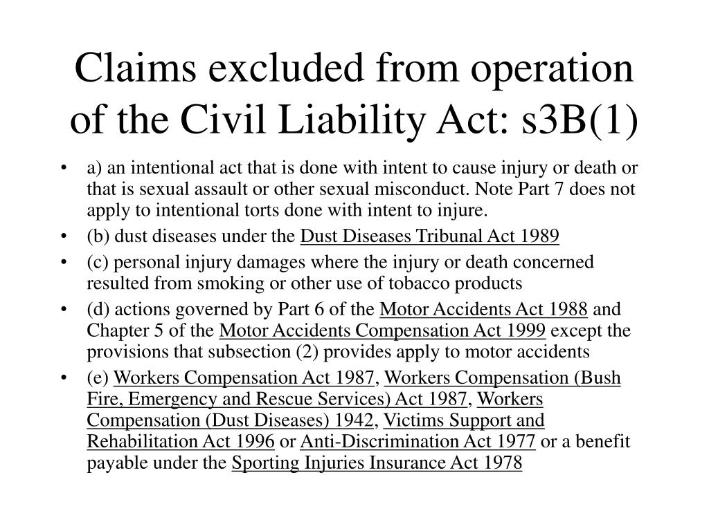 civil ability and civil action Author: legalease solutions introduction you have asked us to research michigan law regarding a trial court's ability to sever claims and parties these (.
