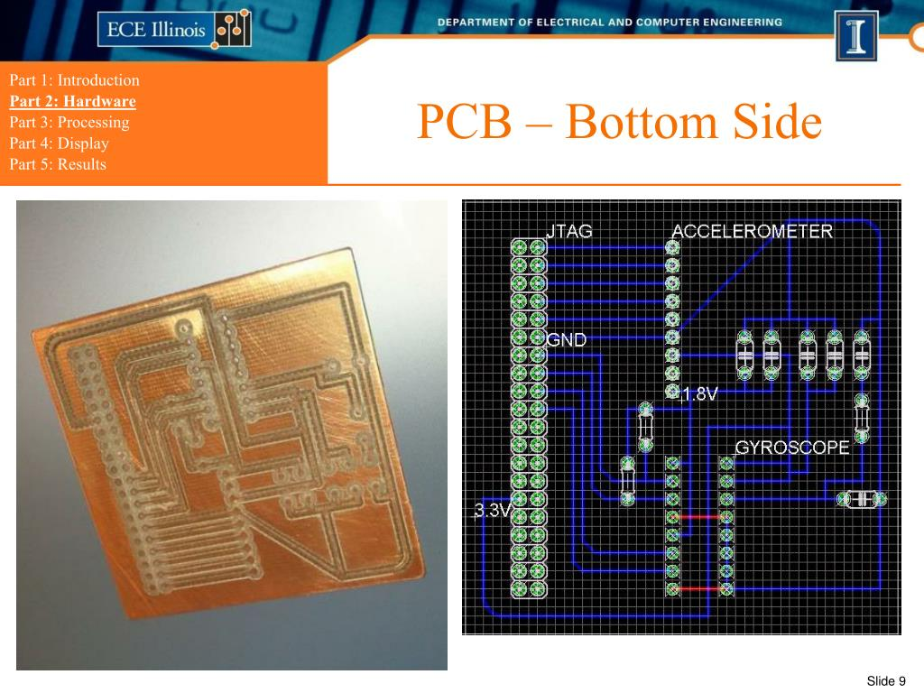 PCB – Bottom Side
