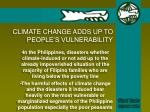 climate change adds up to people s vulnerability