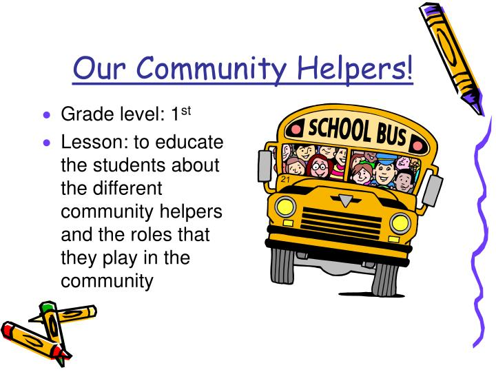 Our community helpers2