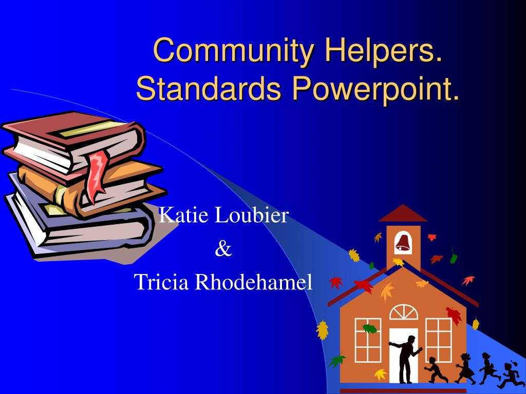 Community Helpers.