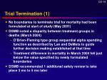 trial termination 1