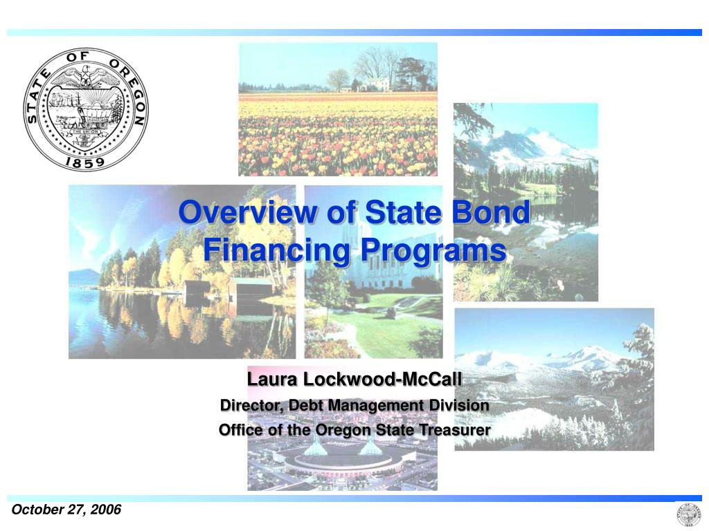 Overview of State Bond