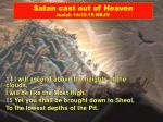 satan cast out of heaven isaiah 14 12 15 nkjv4