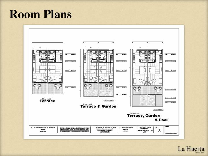 Room Plans