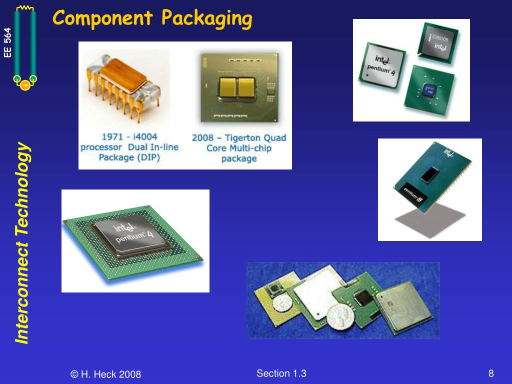 Component Packaging