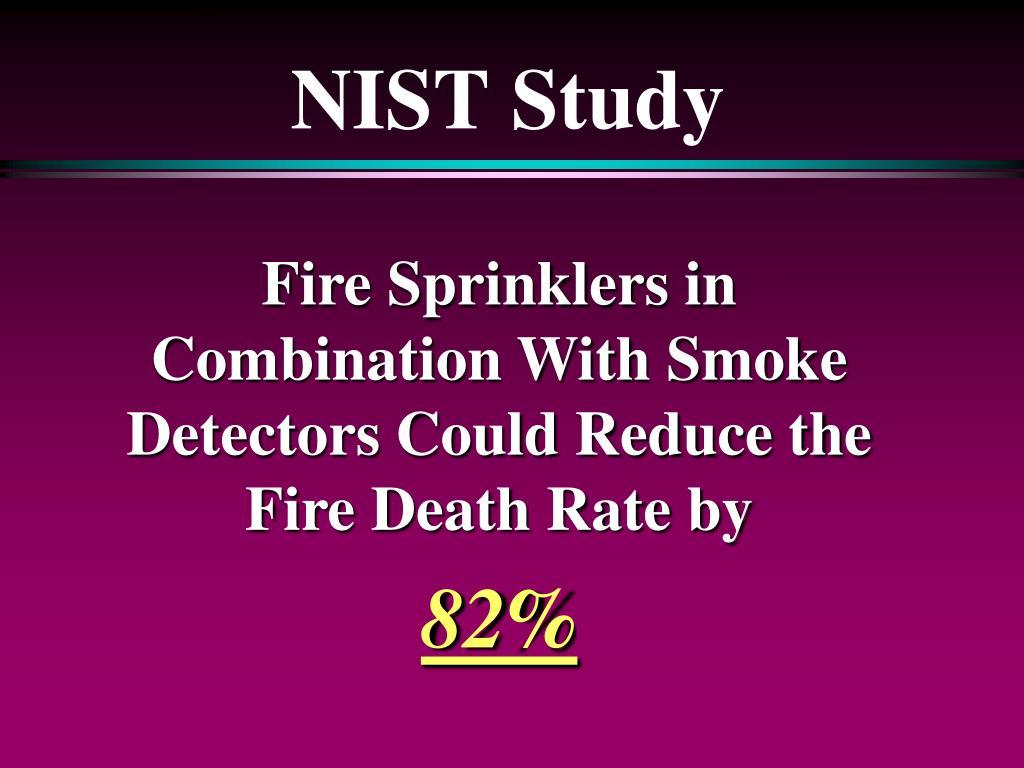 NIST Study