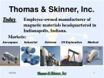thomas skinner inc5