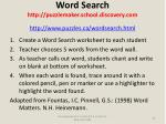 word search http puzzlemaker school discovery com http www puzzles ca wordsearch html