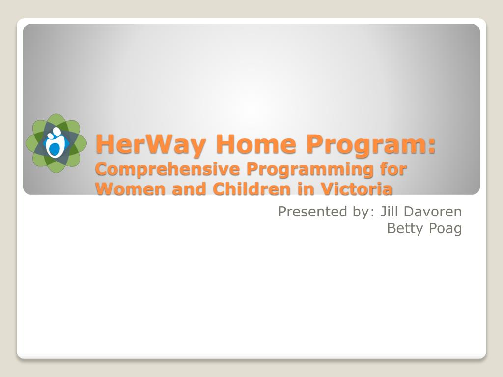 HerWay Home Program: