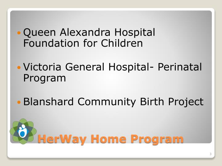 Herway home program