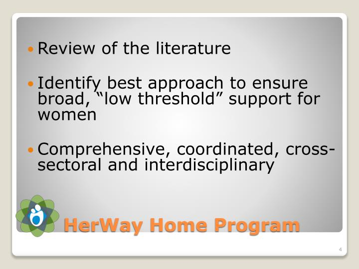 Herway home program3