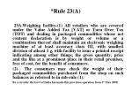 rule 23 a