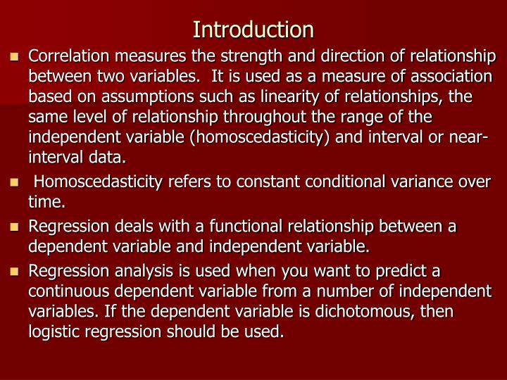 correlation as a measure of association View essay - correlation as a measure of association summary from human serv 435 at university of phoenix running head: correlation as a measure of association.
