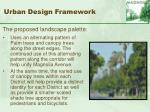 urban design framework22