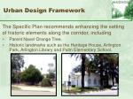 urban design framework23