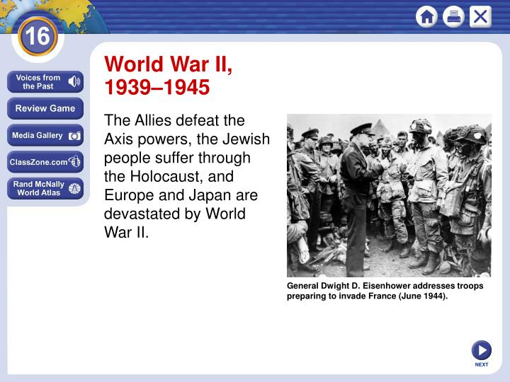 history essay on axis powers defeat