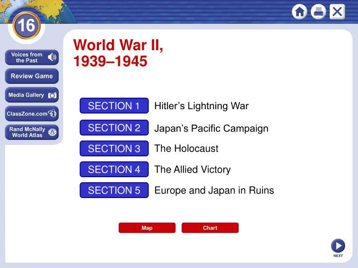 World War II,