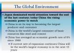 the global environment6