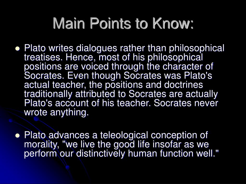 plato the rule of reason Otherwise, plato believed, true freedom, the rule of reason, would be destroyed and replaced by a system based upon the unfettered exercise of the baser human wants and desires further reading.