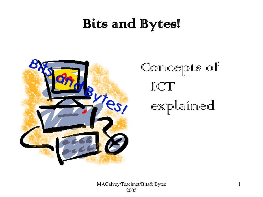 bits and bytes l.