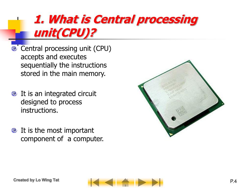 Ppt The Computer System Powerpoint Presentation Free Download Id 37385