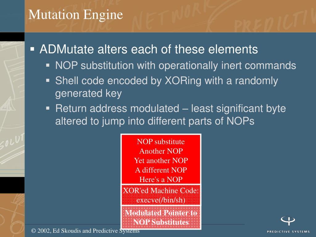 Mutation Engine