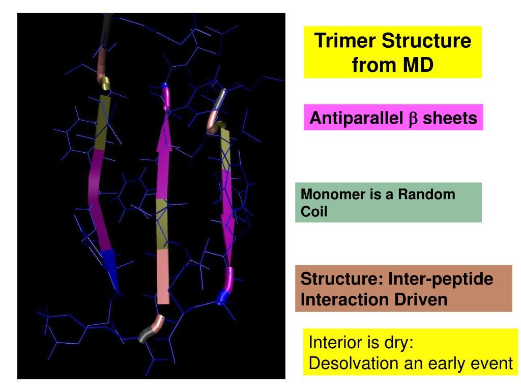Trimer Structure