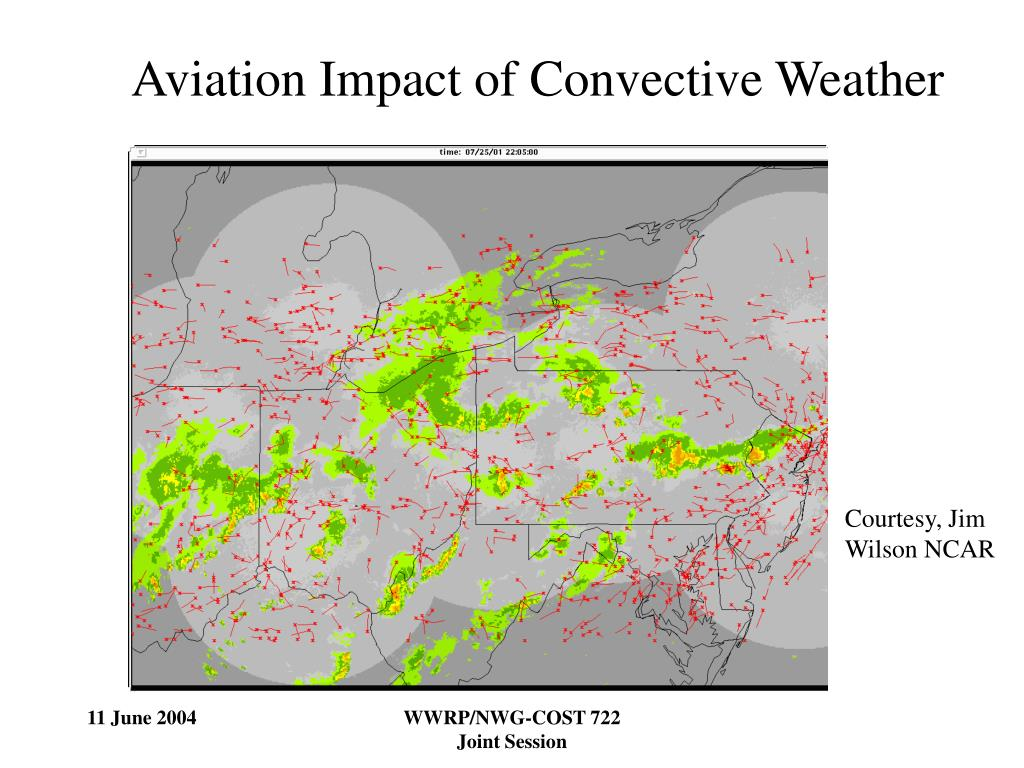Aviation Impact of Convective Weather