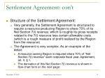 settlement agreement con t