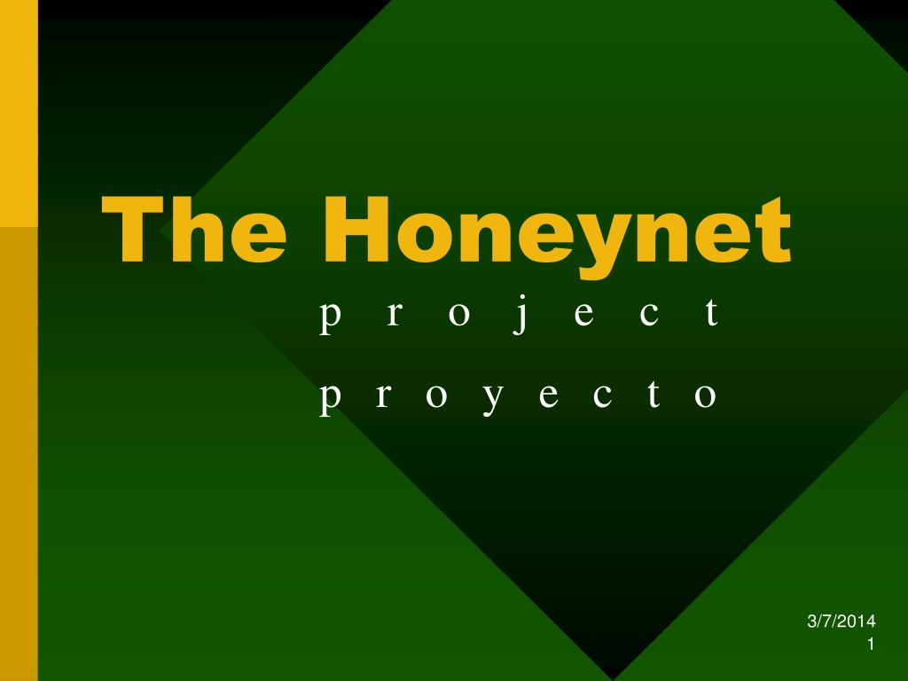 the honeynet l.
