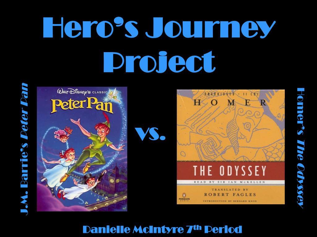 Hero's Journey Project