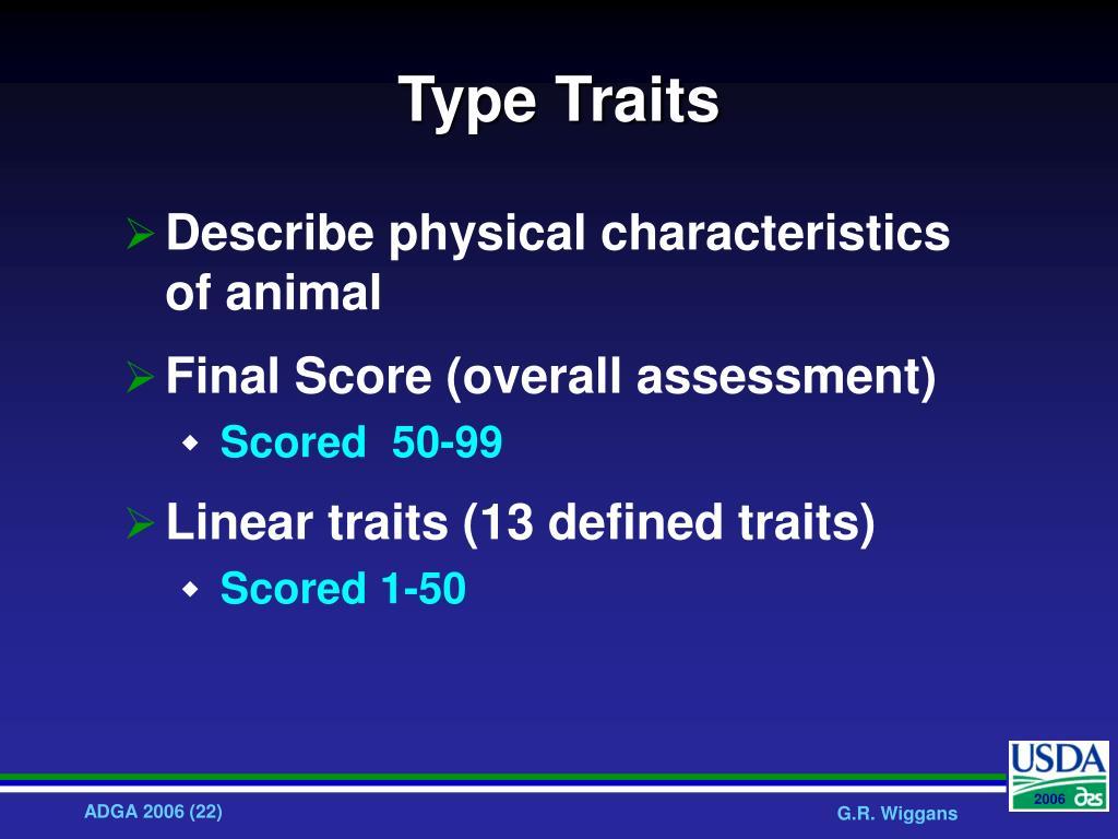 Type Traits