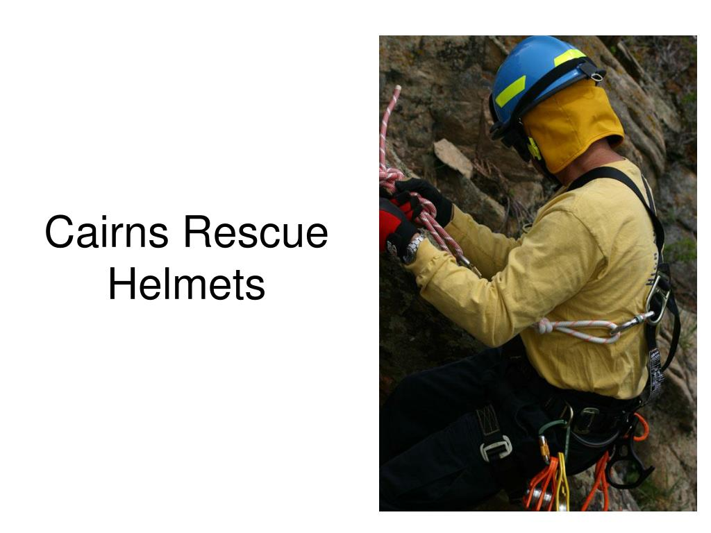 Cairns Rescue Helmets