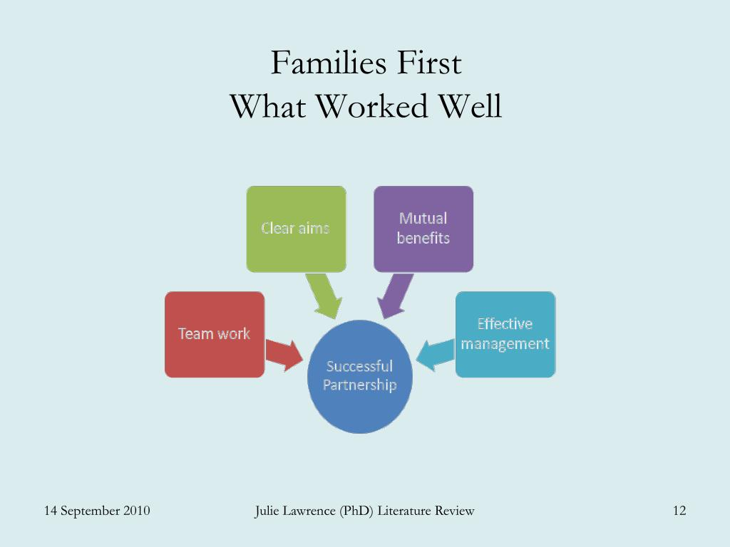 Families First