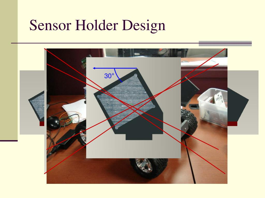 Sensor Holder Design