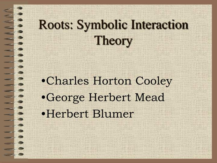 symbolic interactionism by max weber and herbert blumer Social psychology (sociology) out of ideas of george herbert mead and max weber symbolic interactionism stems from the chicago school and.