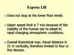 express lift