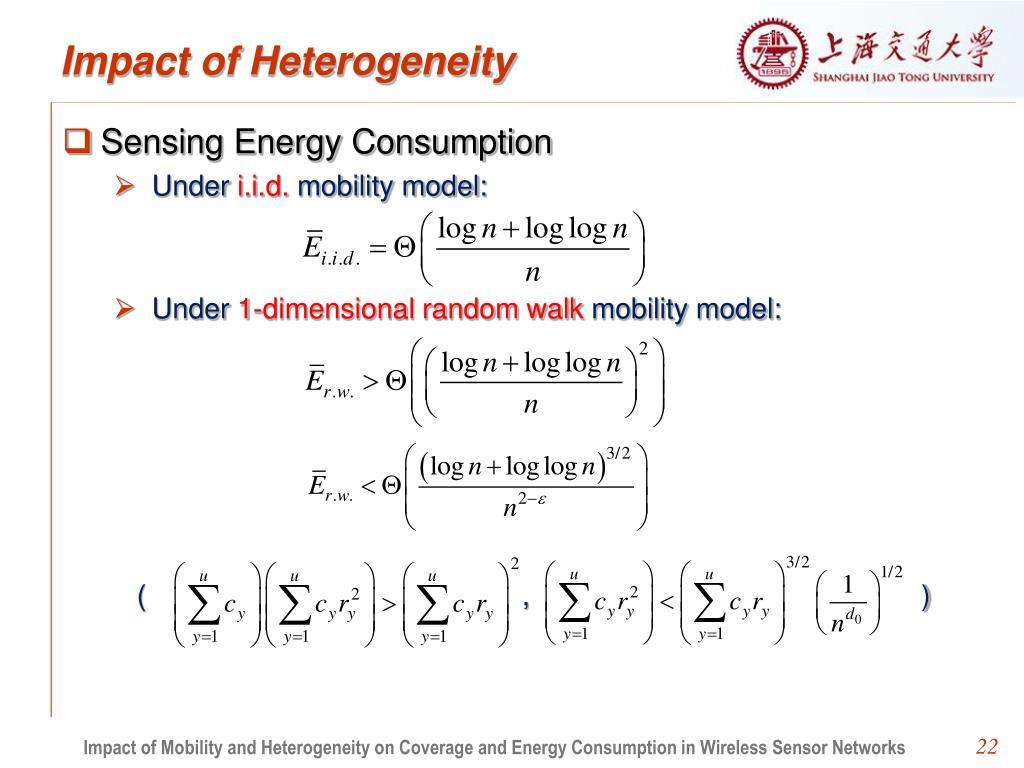 Impact of Heterogeneity
