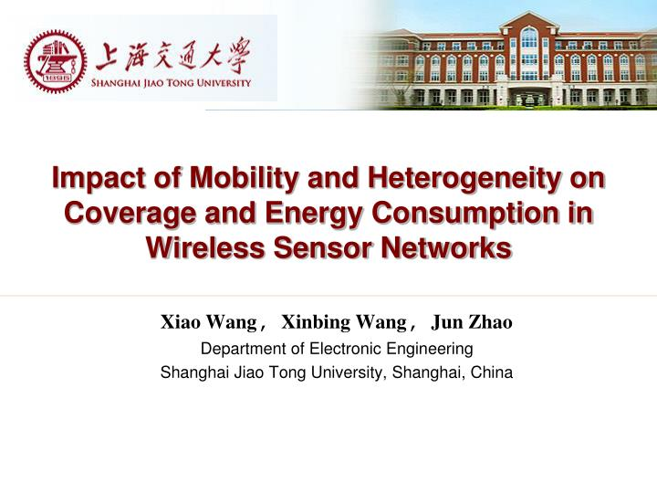 Impact of mobility and heterogeneity on coverage and energy consumption in wireless sensor networks